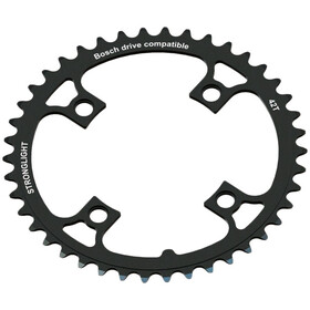 STRONGLIGHT E-Bike Chainring Bosch Gen1/3, Brose black